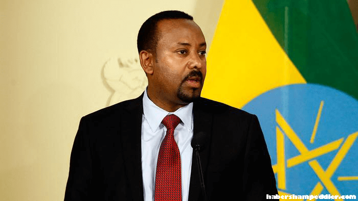 Abiy Ahmed นายกรัฐมนตรีเอธิโอเปีย Abiy Ahmed สาบานตนเข้ารับตำแหน่งใหม่เป็นเวลา 5 ปี เนื่องจากรัฐบาลของเขาเผชิญกับความท้าทายมากมาย